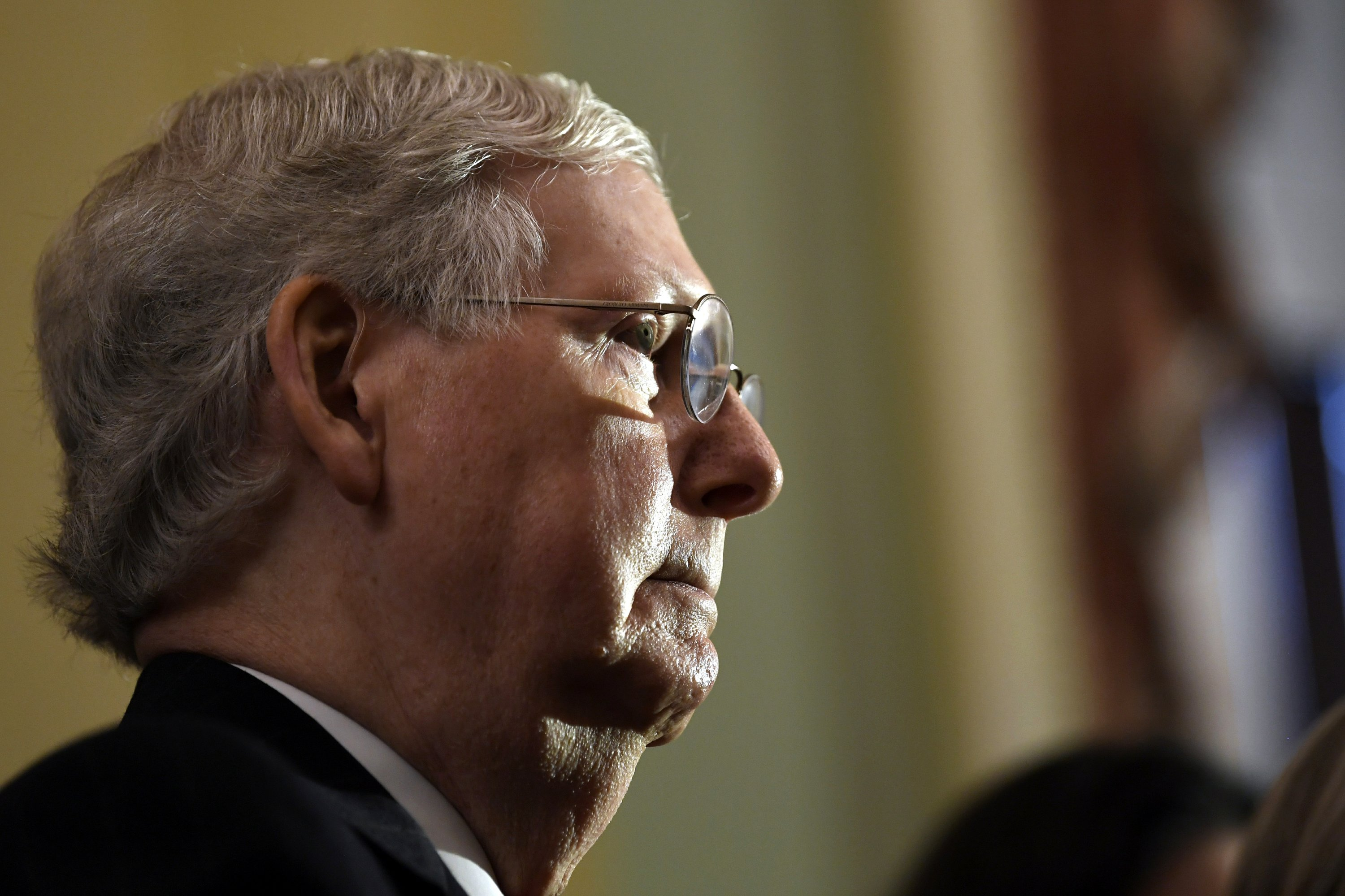 McConnell: Lack of civility is country's biggest problem