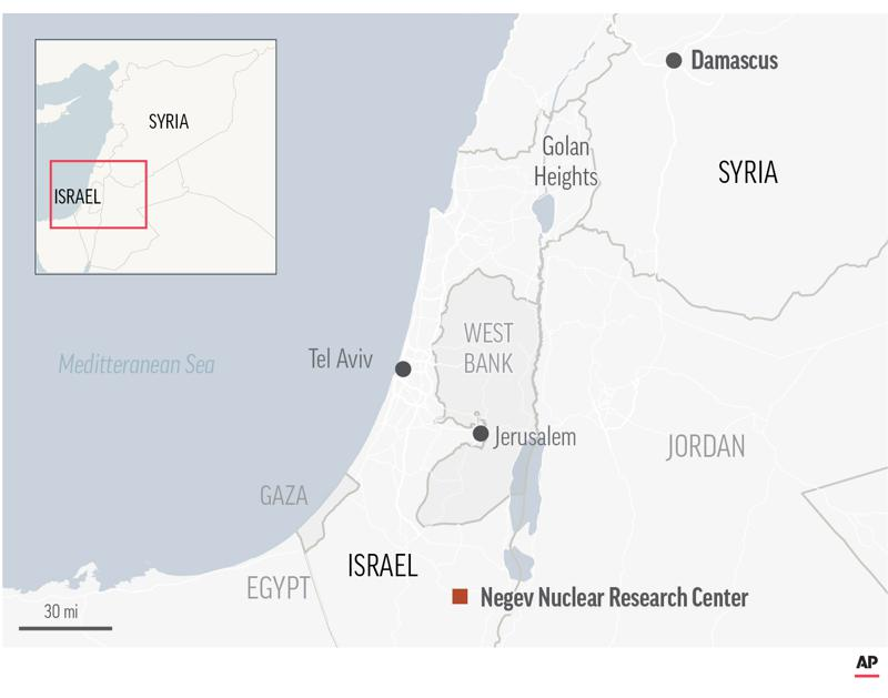 Syrian anti-aircraft missile lands in southern Israel; Israel attacks Syrian missile launcher and air-defense systems