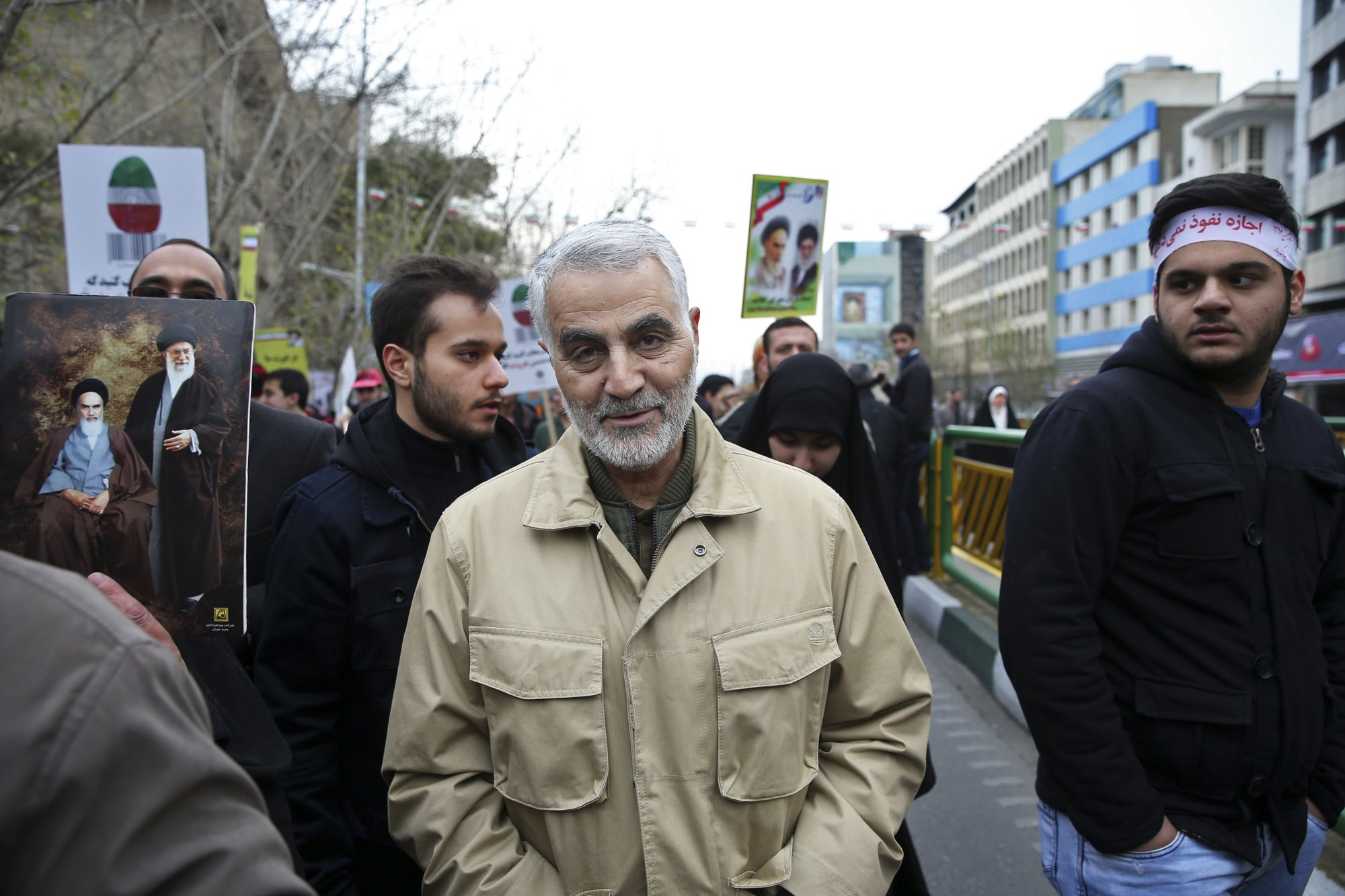 Report: Iran foiled assassination attempt against general