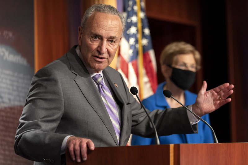 Democrats block Senate Republicans' coronavirus relief bill