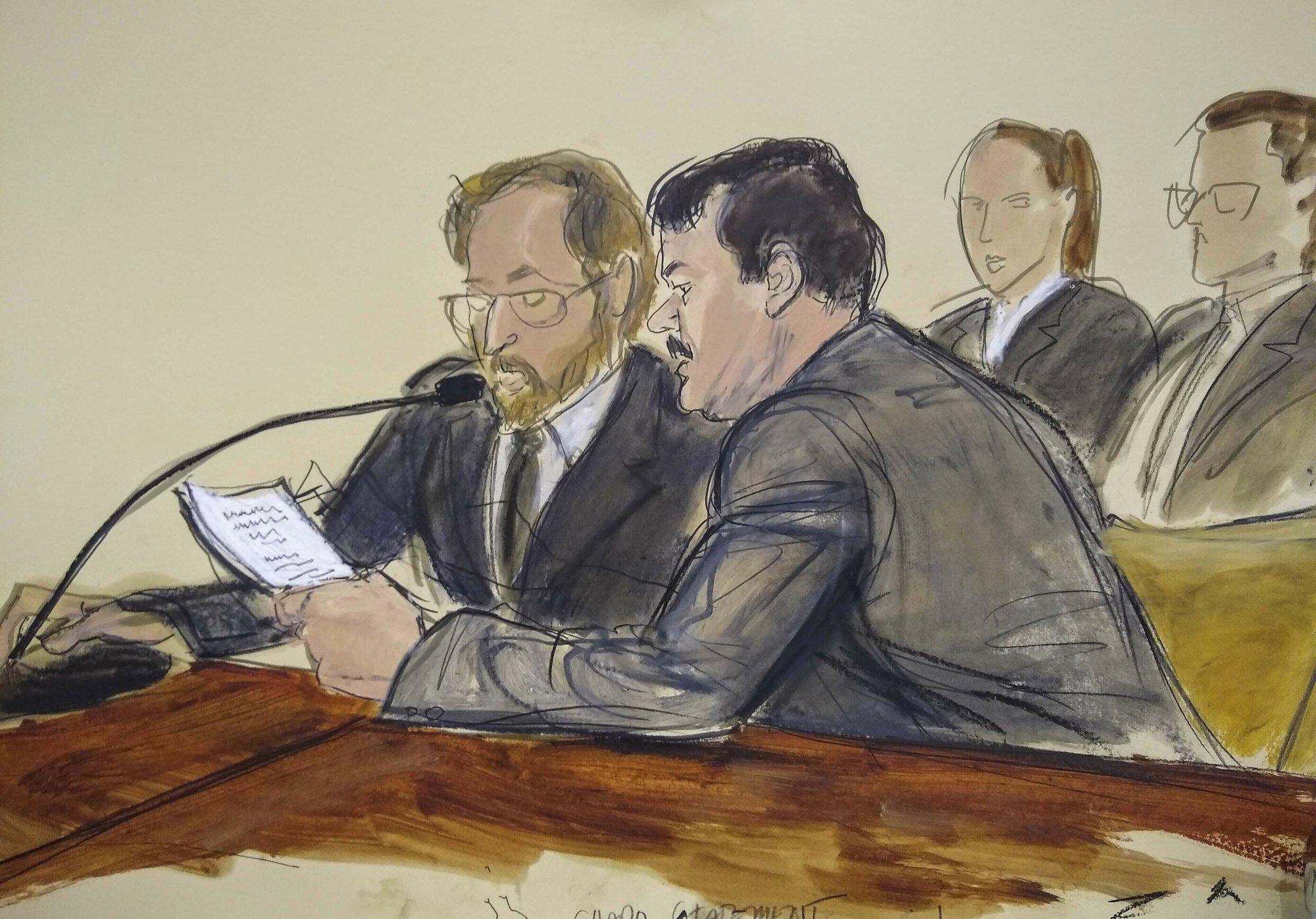 "Mexican to seek return of ""Chapo"" Guzman's drug money"