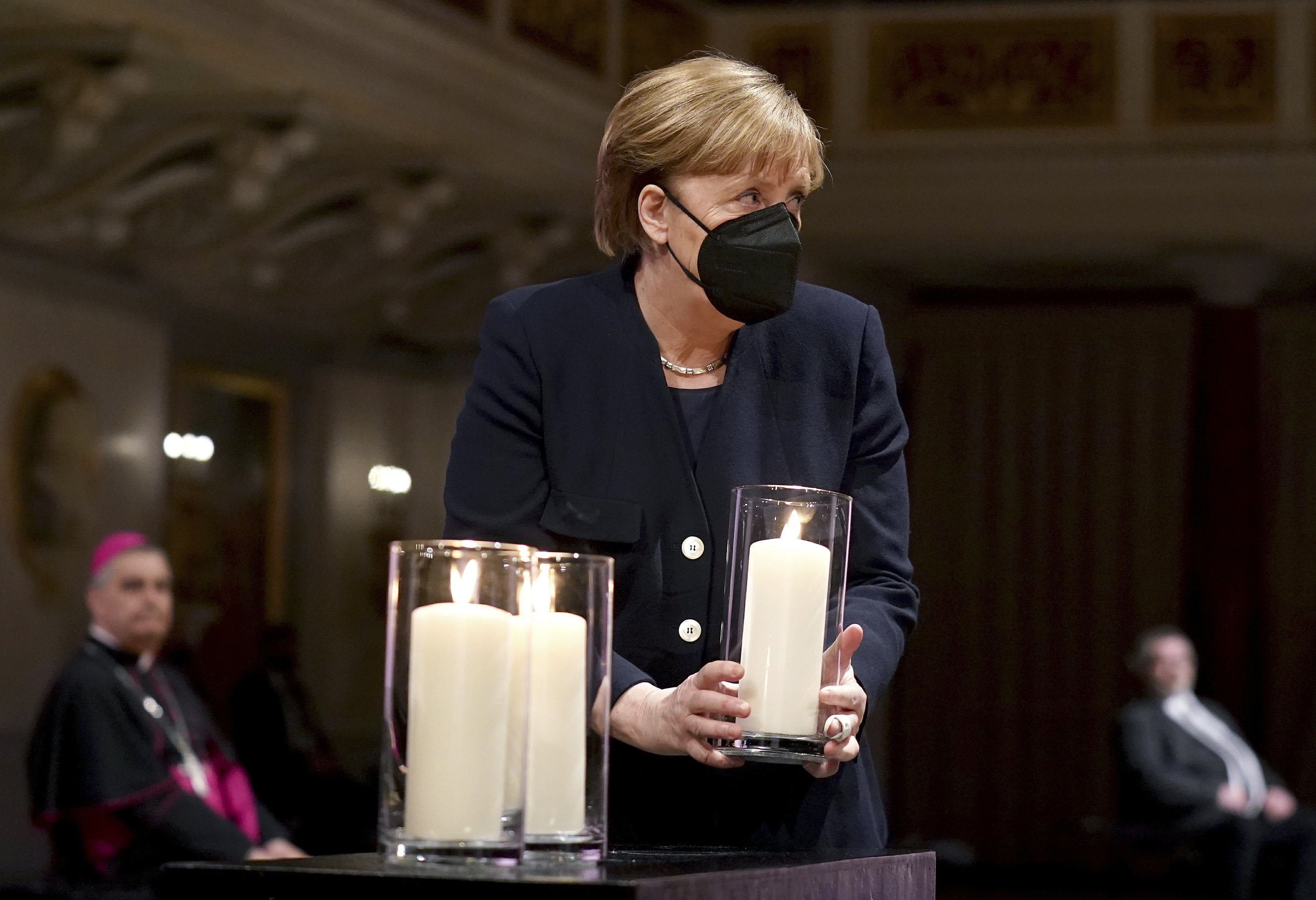 Germany remembers nearly 80,000 dead in COVID pandemic