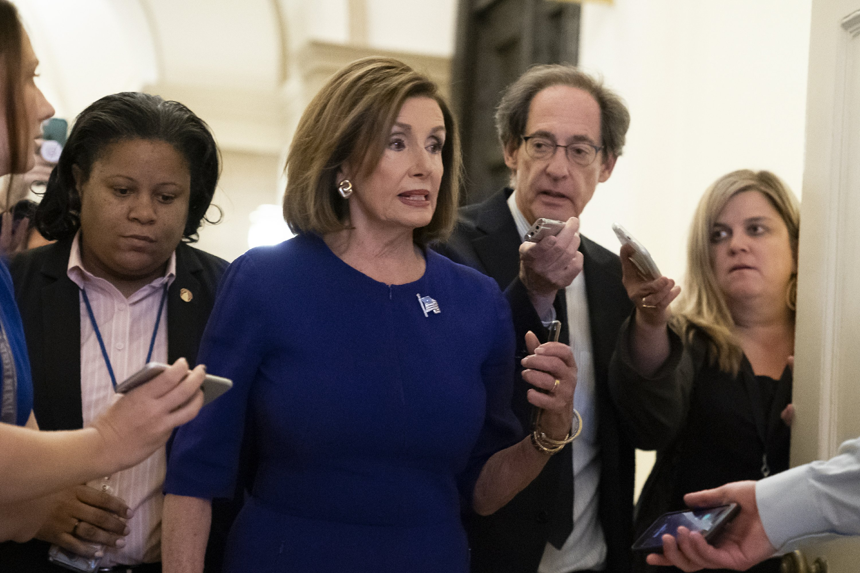 Pelosi expected to announce impeachment probe into Trump