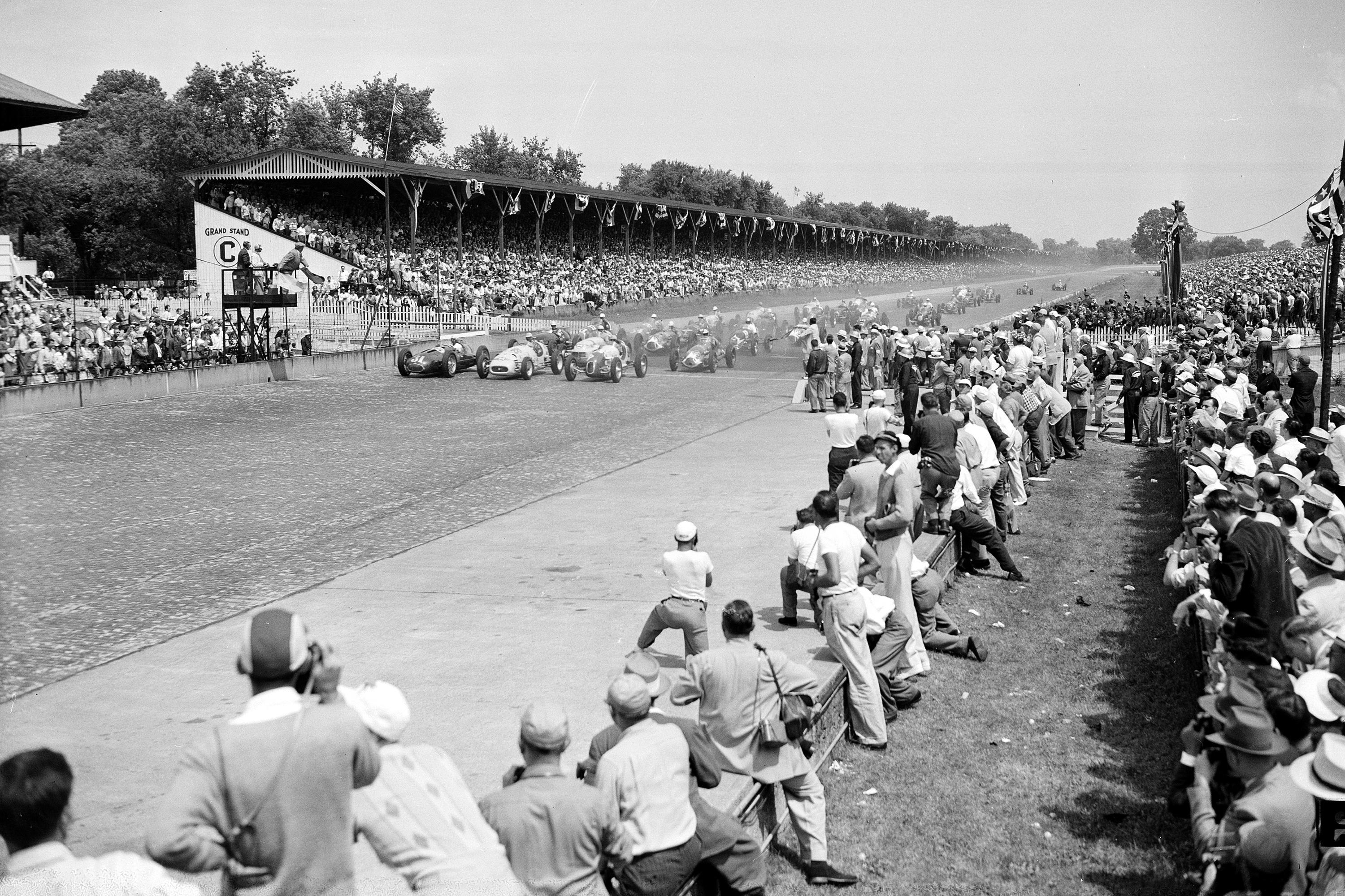 Top moments in the history of Indianapolis Motor Speedway