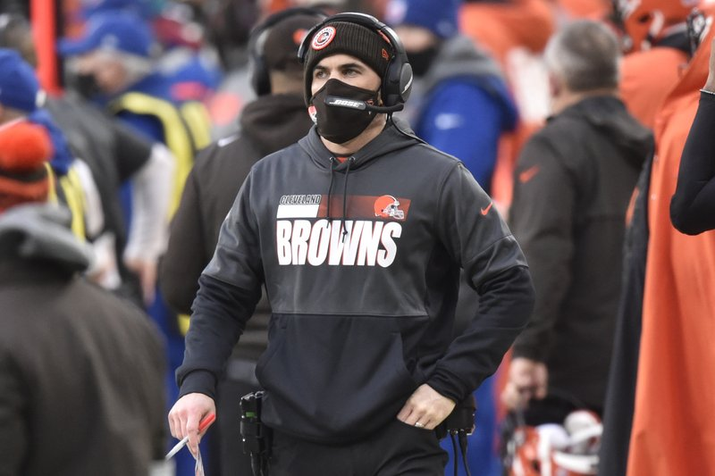 Cleveland Browns Head Coach Kevin Stefanski, Two Staff Members, and Two Players Test Positive for Coronavirus