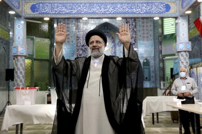 Hard-Liner Ebrahim Raisi Wins Iran's Presidential Election