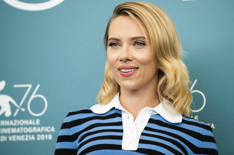 Scarlett Johansson Stands By Woody Allen I Believe Him