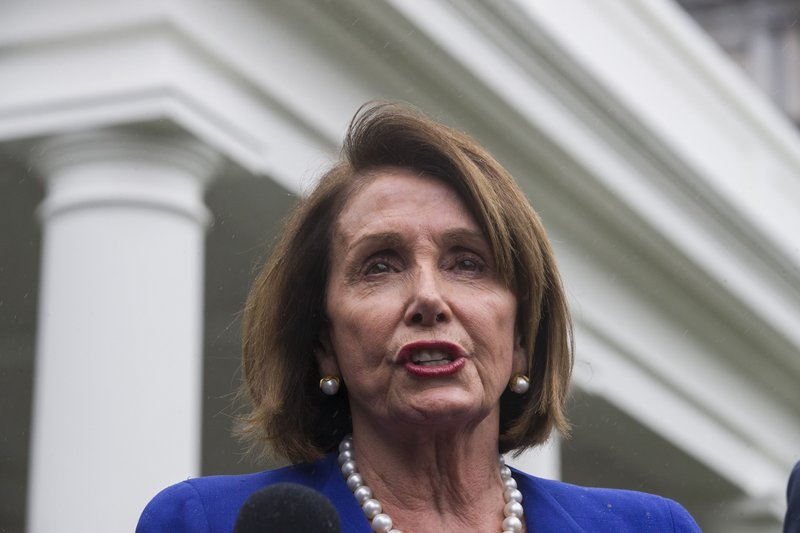 See You At The Polls Trump And Pelosi Have It Out