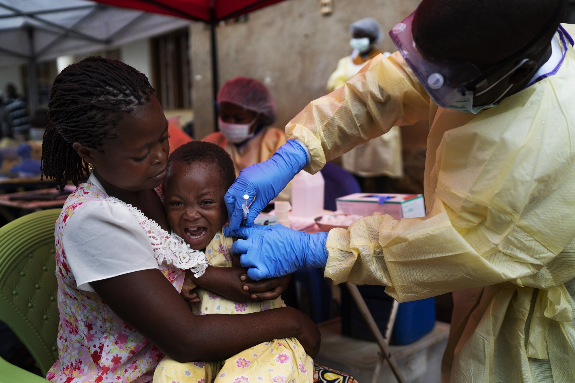 2nd Ebola vaccine to be used in Congo, as UN efforts slammed