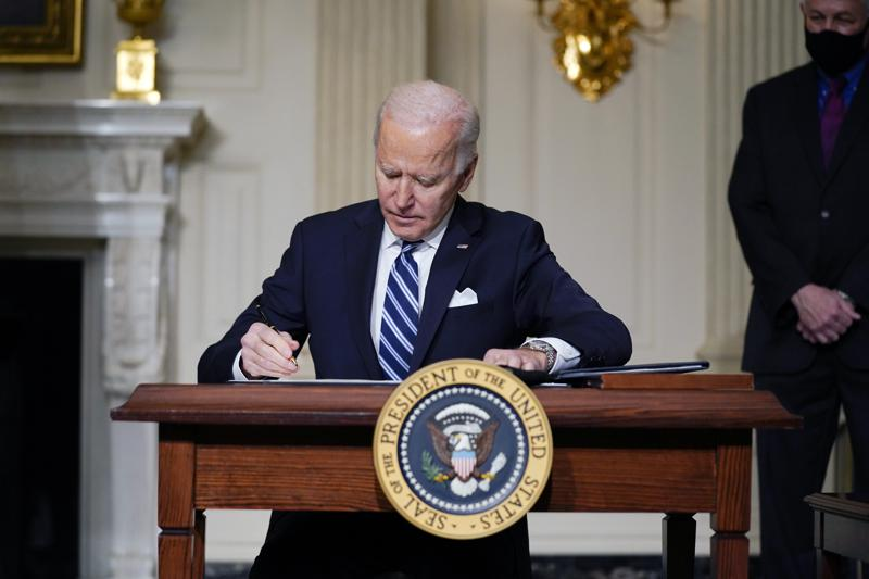 President Biden to lead 40 world leaders to keep the pollution-cutting promises they made in 2015′s Paris climate agreement