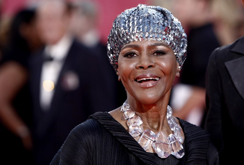 Hundreds Pay Respects to Cicely Tyson During Public Viewing at Harlem's Abyssinian Baptist Church