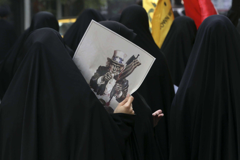 AP Analysis: Iran, US still captive to 1979 hostage crisis