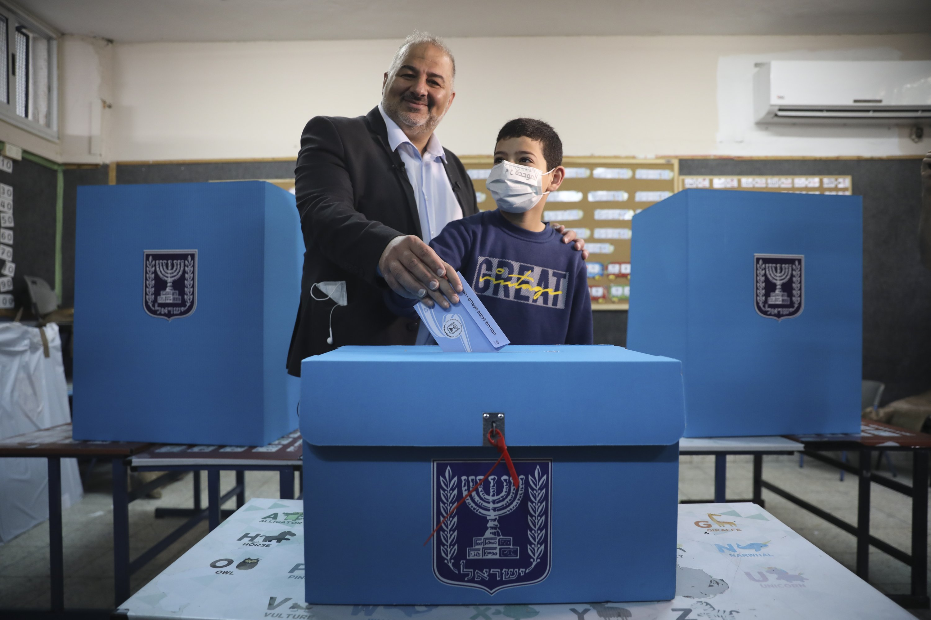 Tight Israeli vote means Arab Islamist could choose next PM – Associated Press