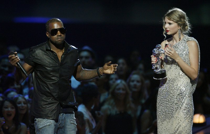 New leaked video clip of phone call between Kanye West and Taylor Swift stirs up new controversy