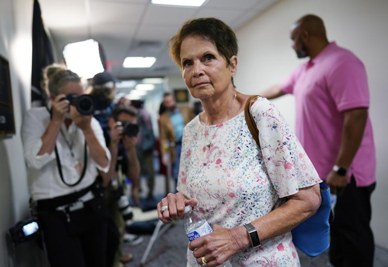 Couldnt stay quiet: Capitol cops mom wants Jan. 6 probe