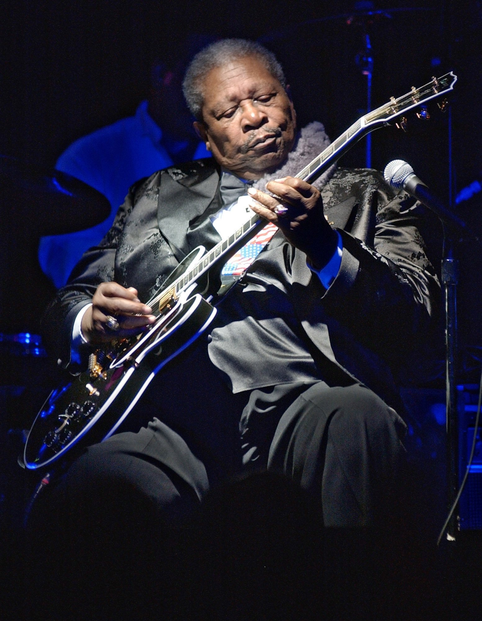 1 of B.B. King's 'Lucille' guitars sold for $280K at auction