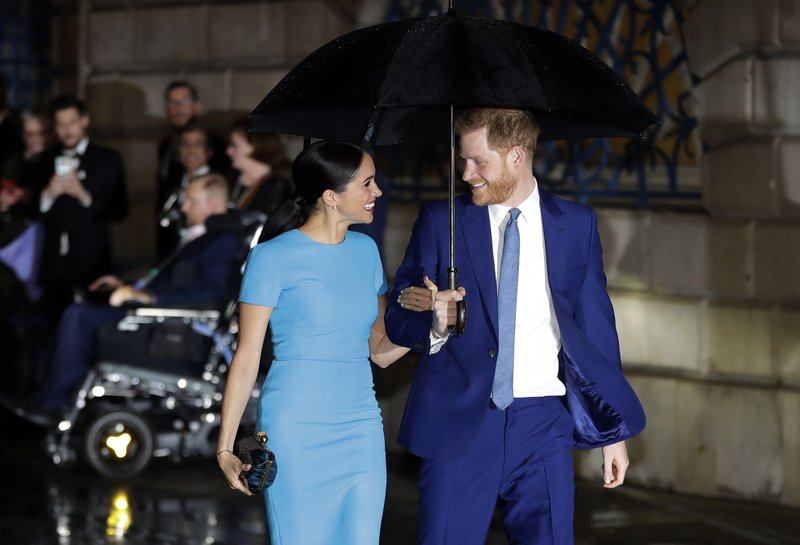 Oprah Winfrey to Interview Meghan Markle and Prince Harry for CBS Primetime Special, Airing March 7