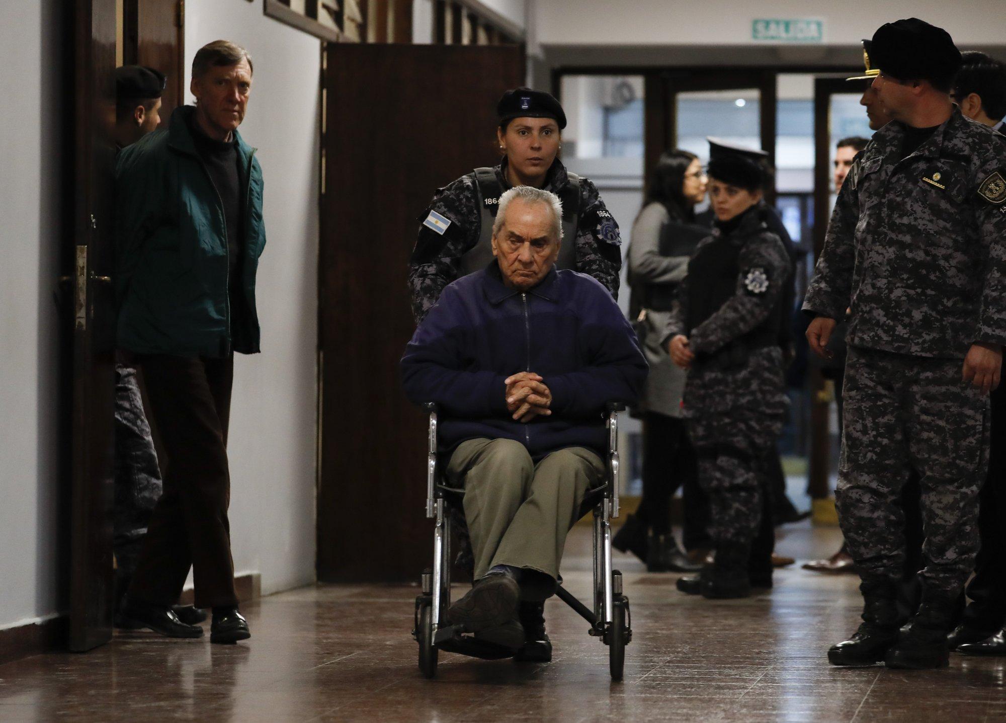 Priests accused of abusing deaf Argentine students on trial