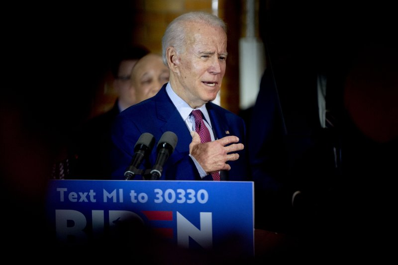 Joe Biden's opponents have launched internet campaign sometimes twisting its content and other disinformation suggesting that he's not mentally or physically equipped to serve as president