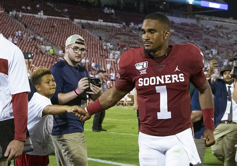 Philadelphia Eagles Select Alabama, Sooners QB Jalen Hurts in Second Round of 2020 NFL Draft