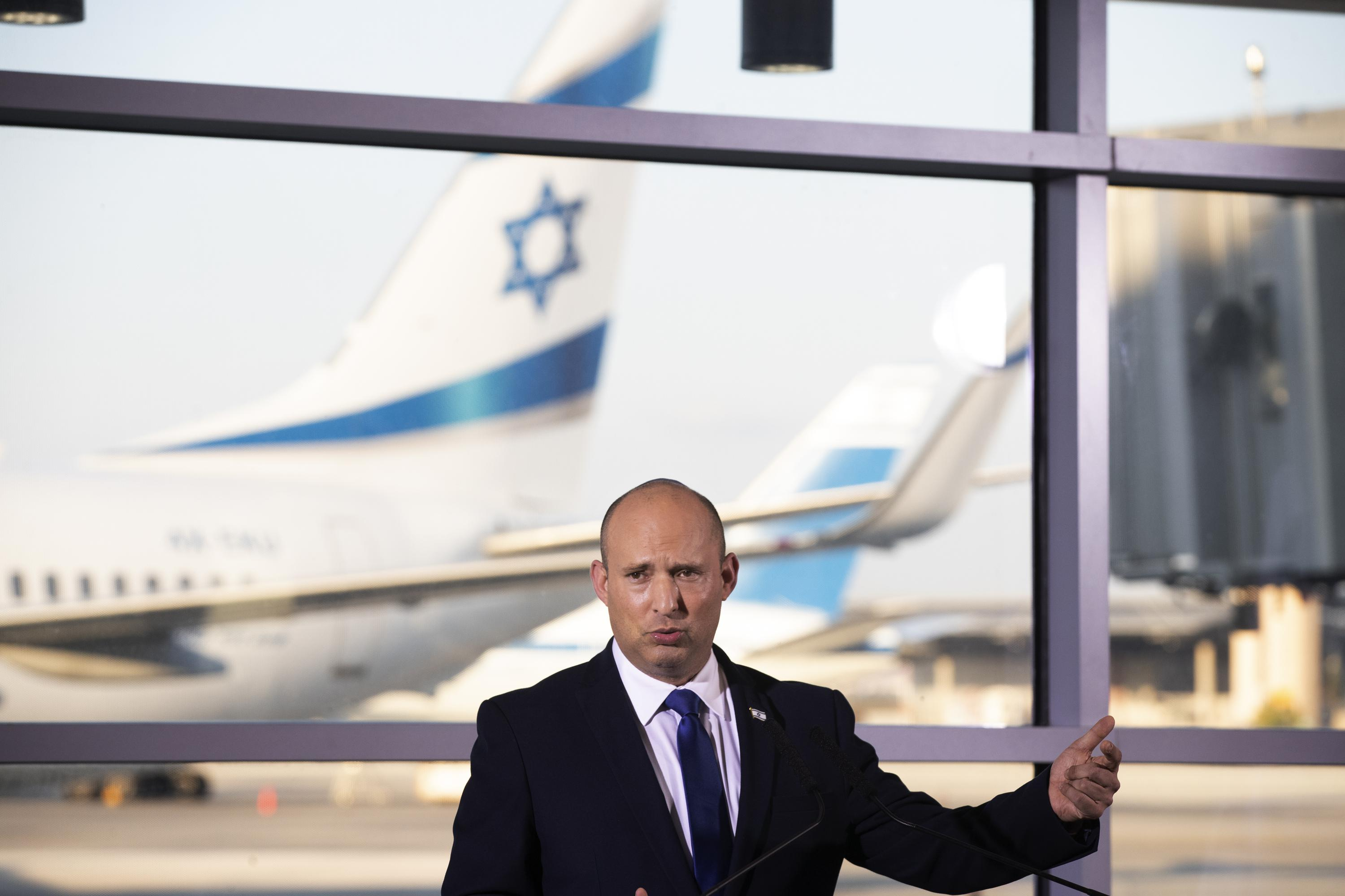 The Latest: Israel delays reopening of borders to tourists