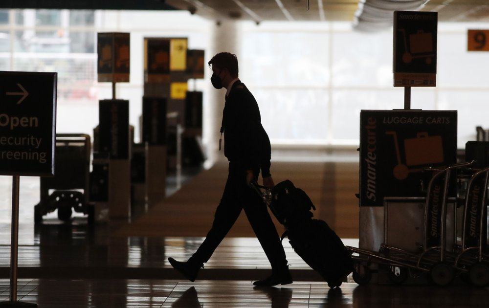 Future of business travel in doubt as virus pandemic upends work life