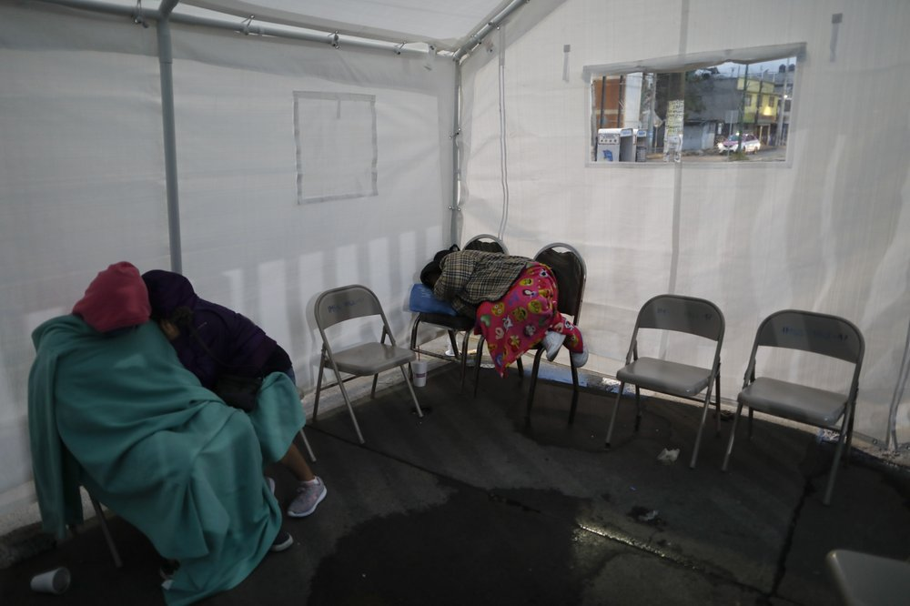 The Coronavirus has set fear in yet another city –Mexico City