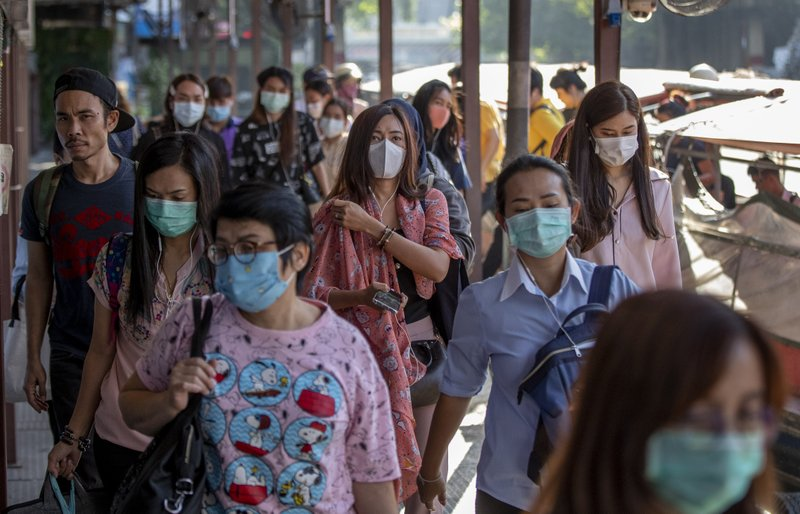 On Virus Of Soars Face Demand Chinese For Fears Asian Masks
