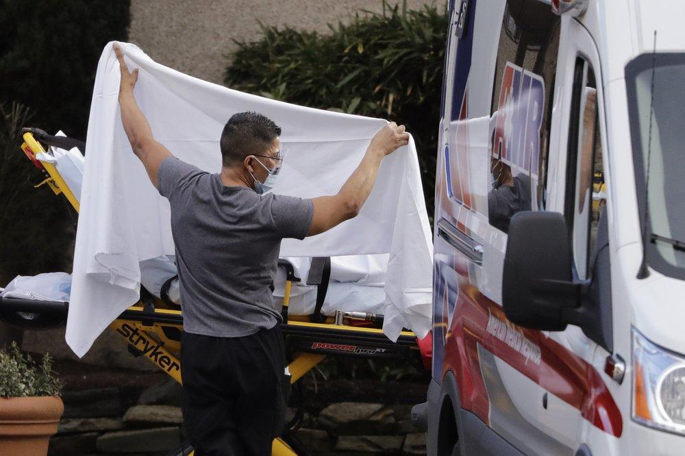 Washington state announces second death from coronavirus