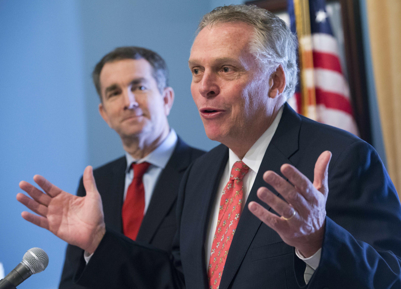 AP Exclusive: Northam endorses McAuliffe for Va. governor – Associated Press
