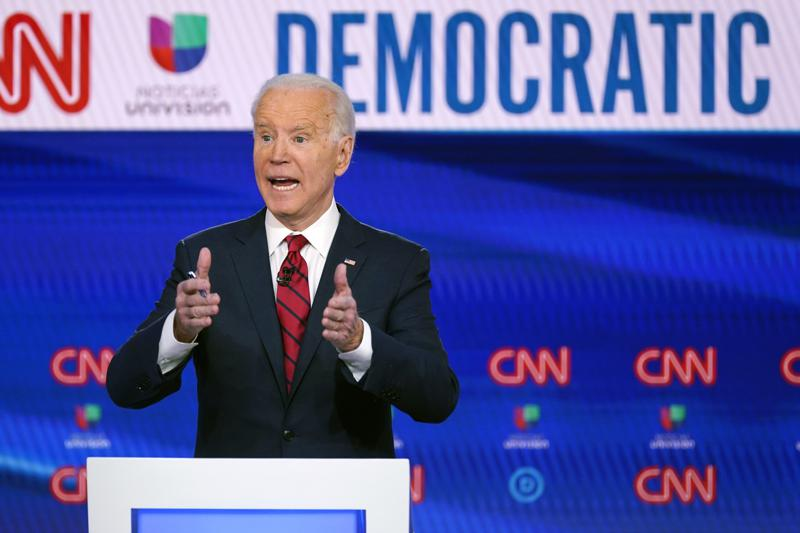 United Auto Workers union backs Joe Biden for president