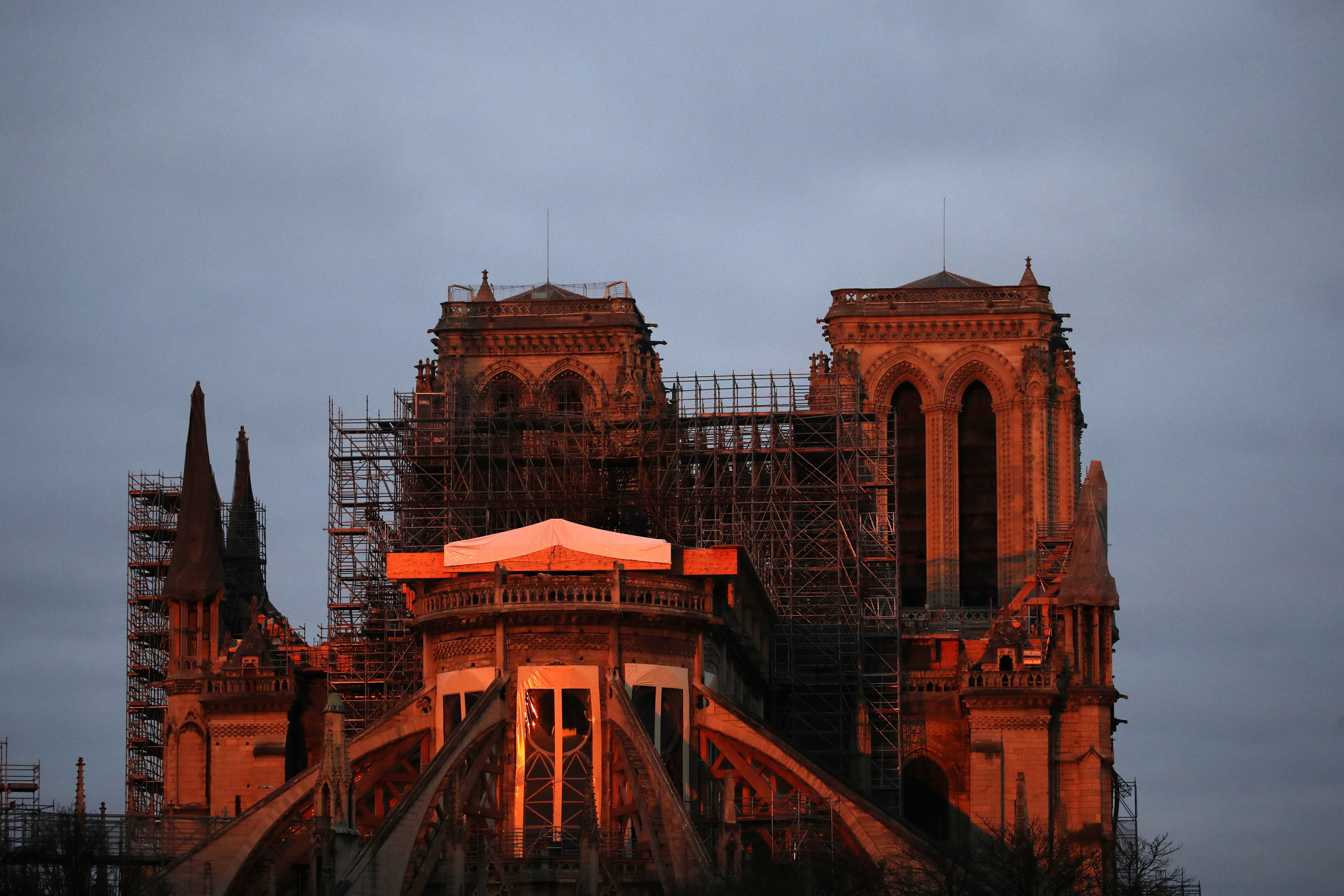 Renovation Chief Notre Dame Cathedral Is Not Saved Yet