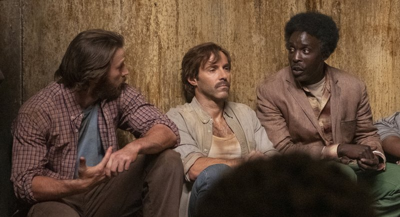 Review: Netflix sinks low with 'The Red Sea Diving Resort'