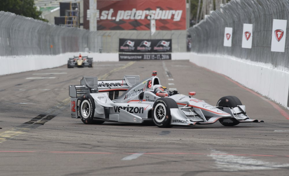 IndyCar to close season at rescheduled St. Petersburg race