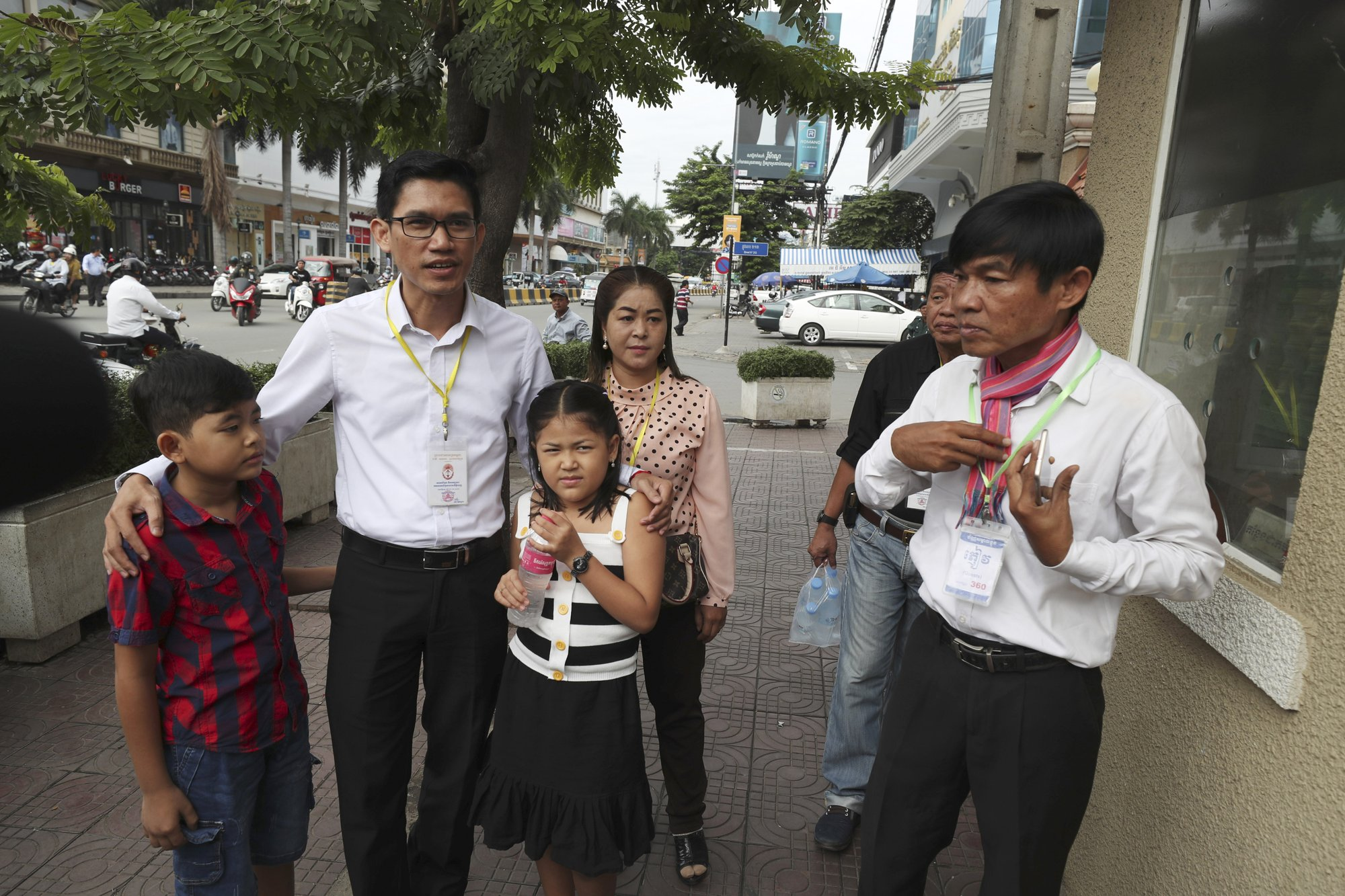 Verdict set for Cambodians who worked for US-funded radio