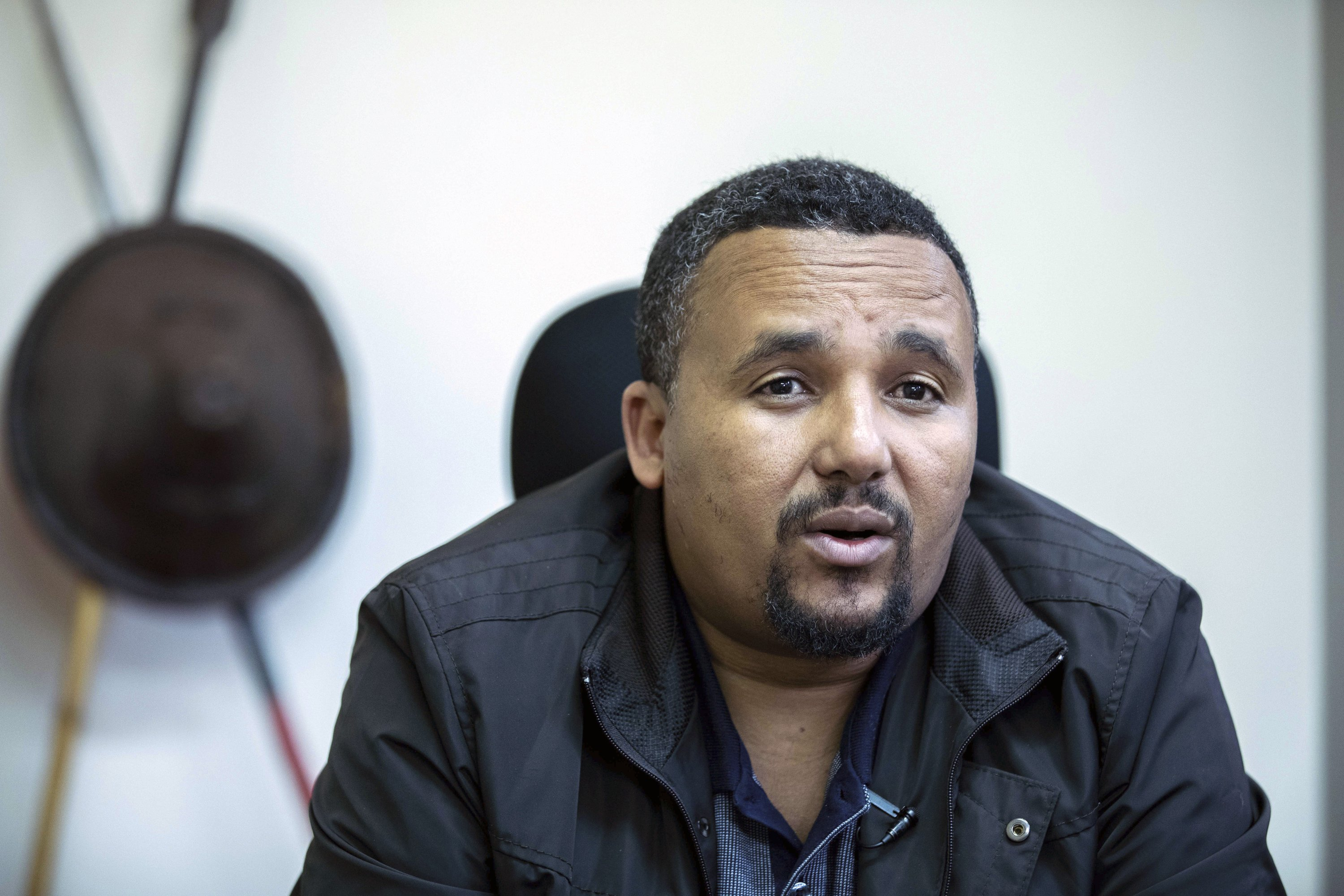 Ethiopia charges prominent opposition figure with terrorism