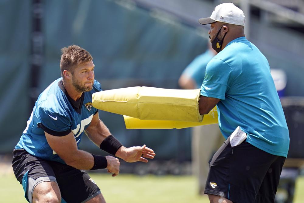 Urban Meyer on Tim Tebow's Chances of Making Jaguars Roster: 'This is Gonna be Very Difficult'