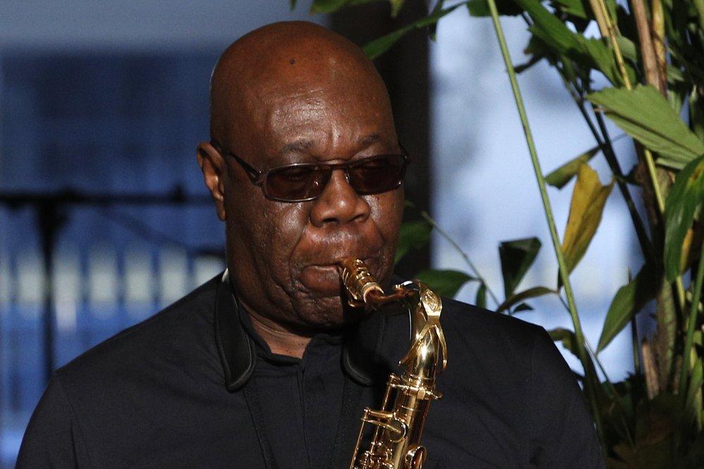Camaroon-born saxophonist jazz great Manu Dibango dies in France of virus