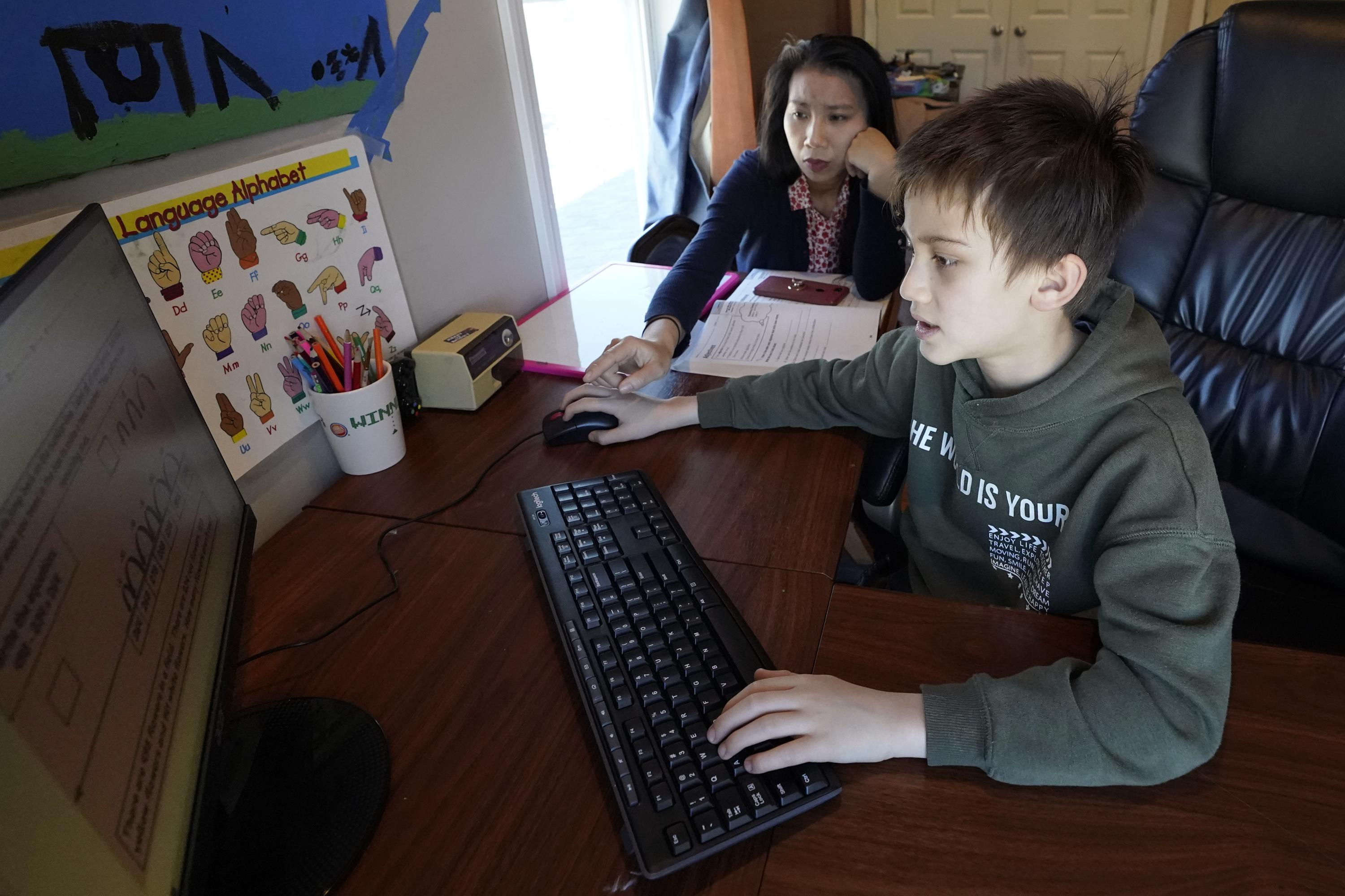 apnews.com: Asian Americans wary about school amid virus, violence