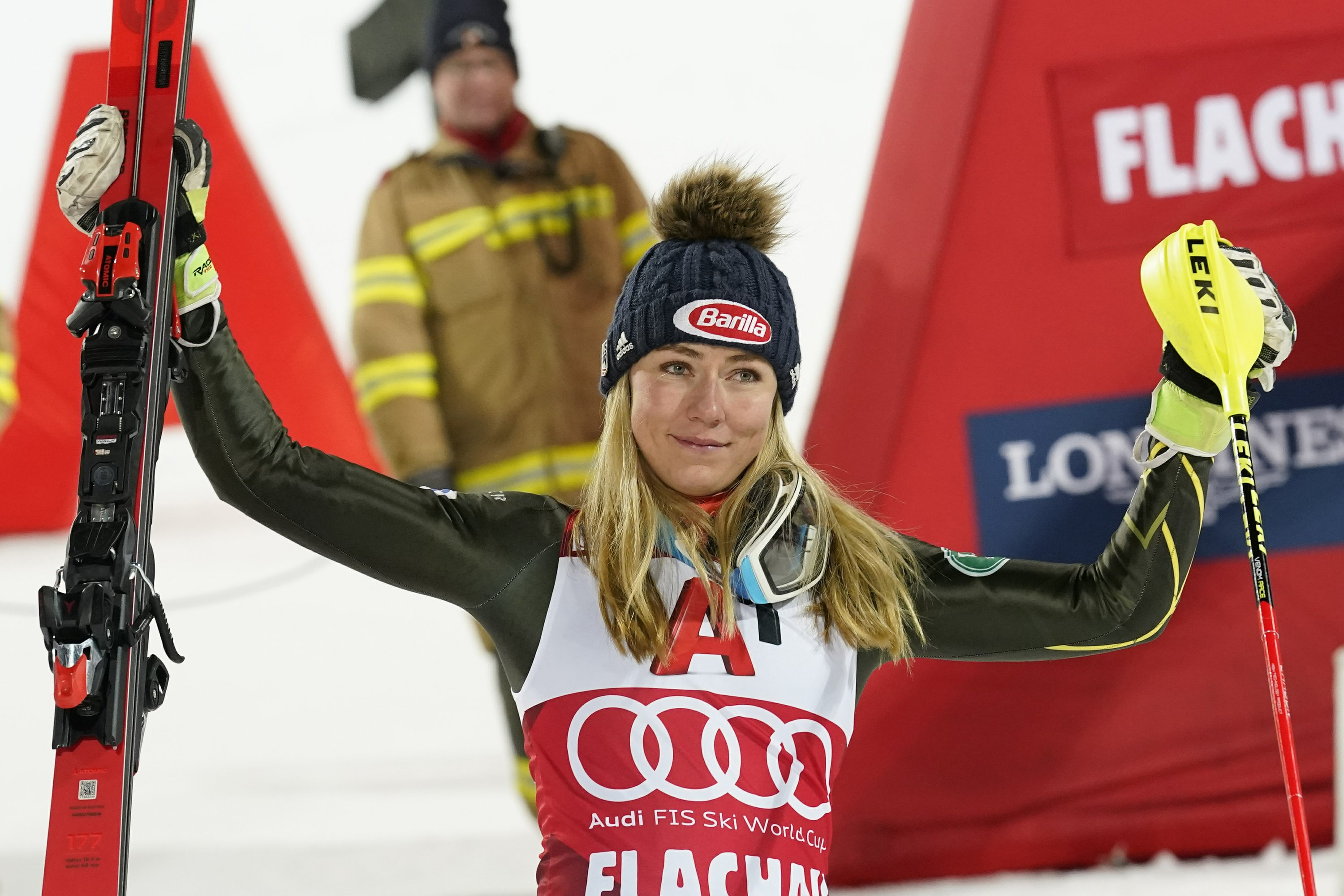 Shiffrin fights fatigue in quest for 4th straight overall