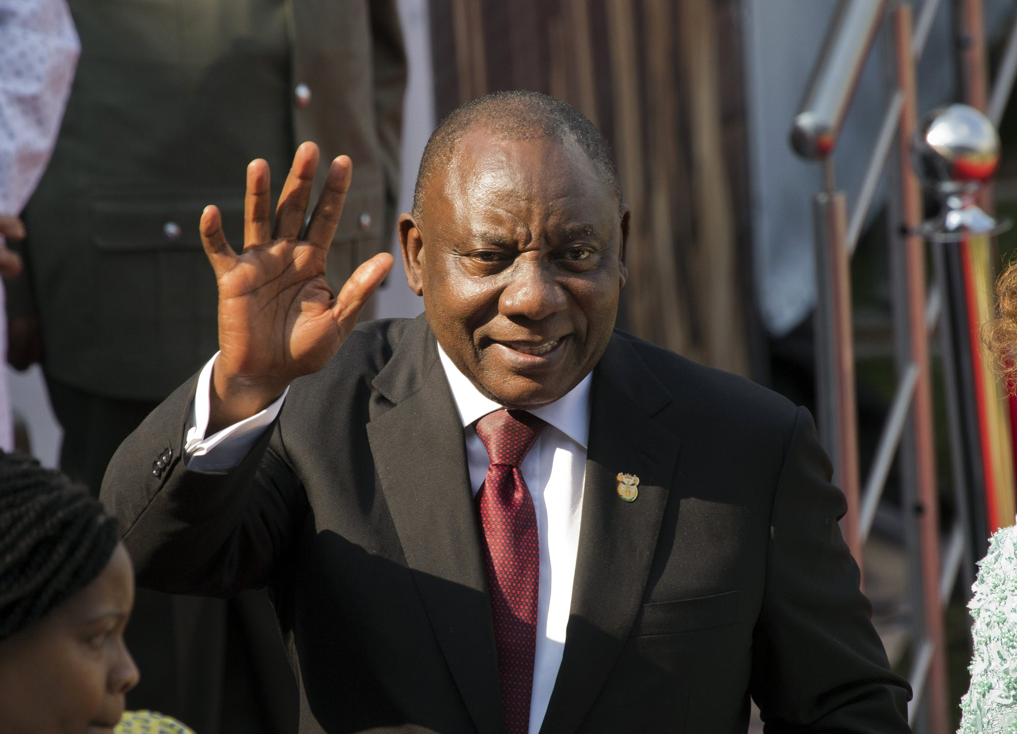 South Africa's president accused of misleading Parliament