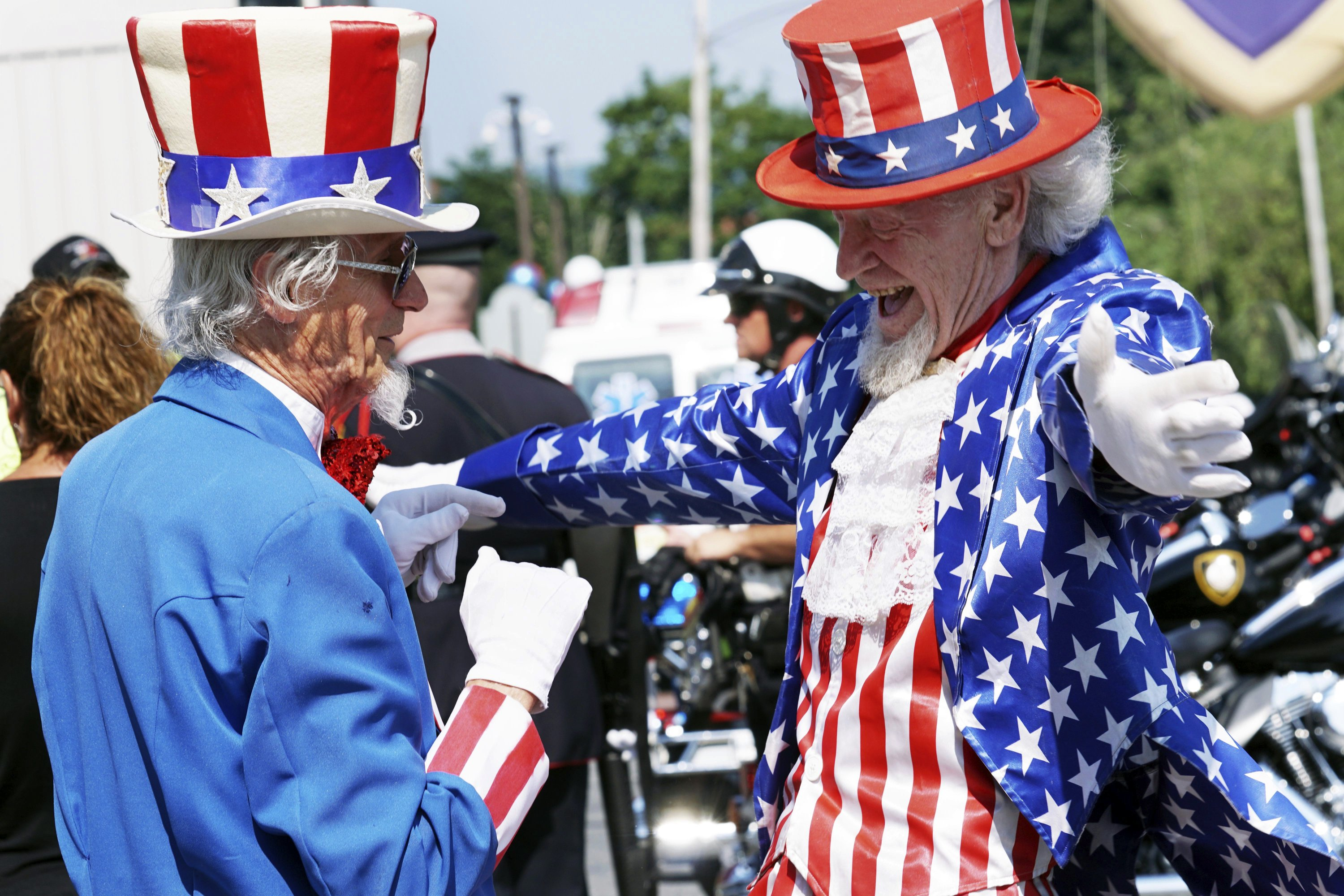 Concerts, fireworks and a military parade mark July Fourth