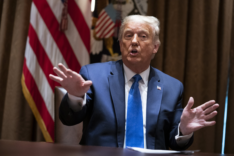 AP FACT CHECK: Trump's untruths on court pick, Biden's flubs