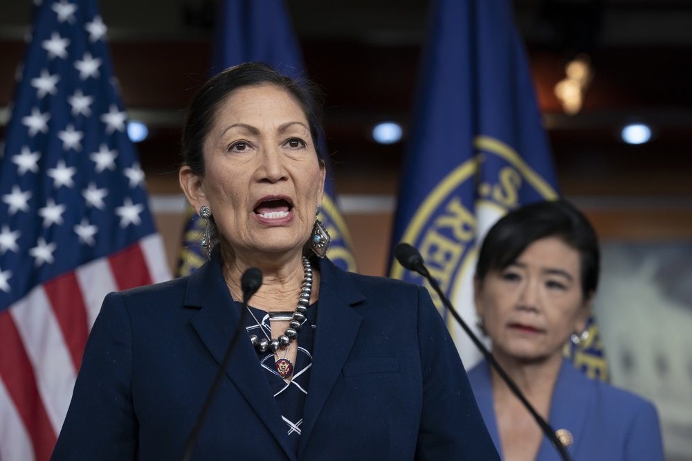 Native Americans believe Deb Haaland  will push forward on long-simmering issues in Indian Country
