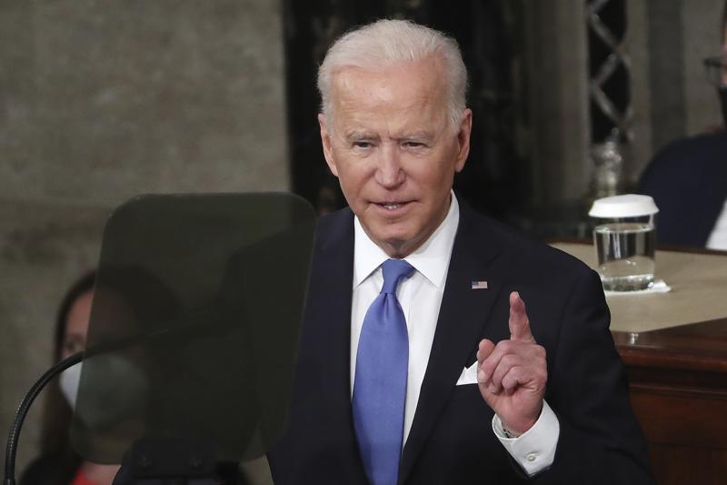 Biden speaks to nation