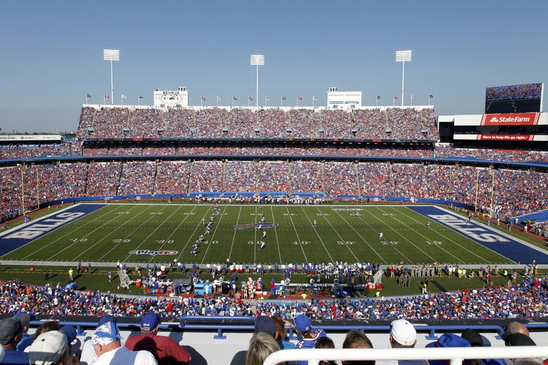 Bills Staying Put At Current Home New Stadium Not Ruled Out