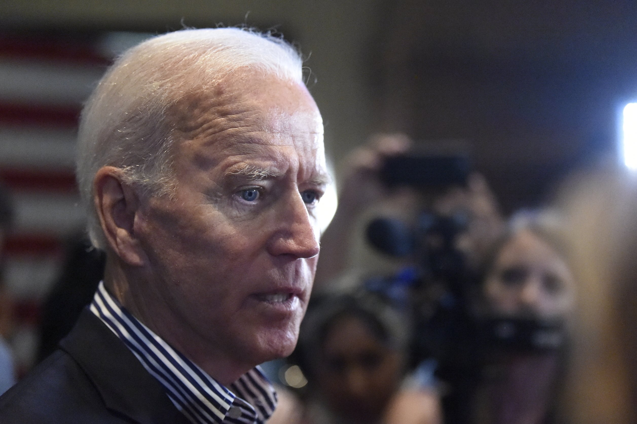 Biden Opens New Attack Line On Trump Cruelty To Children