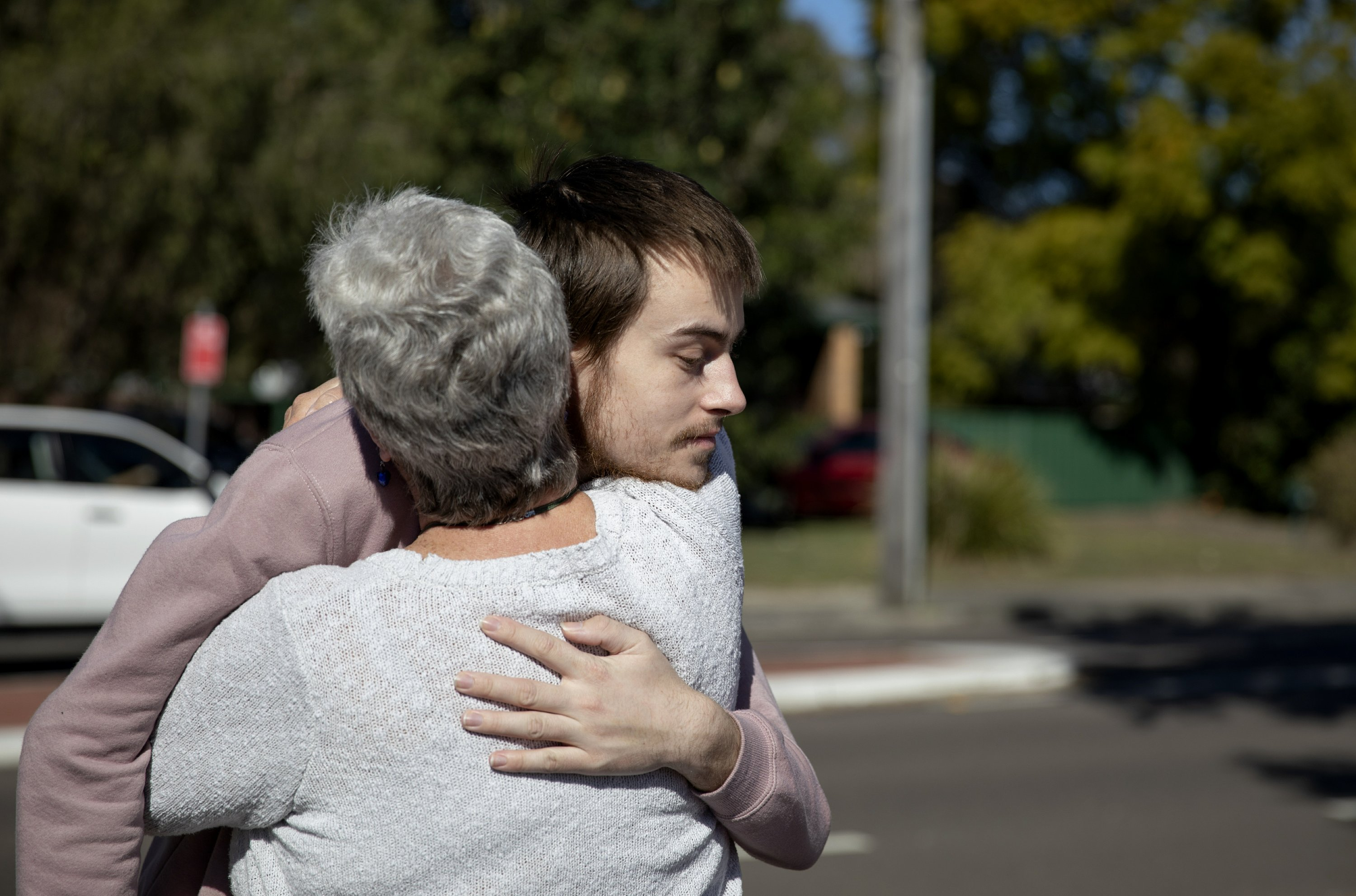 Son's opioid addiction subjects mom to goodbye after goodbye