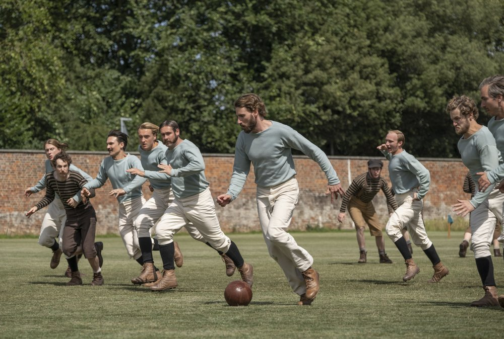 """The English Game"" created and co-authored by Julian Fellowes gives its viewers a look into the origins of the most popular sport–soccer"