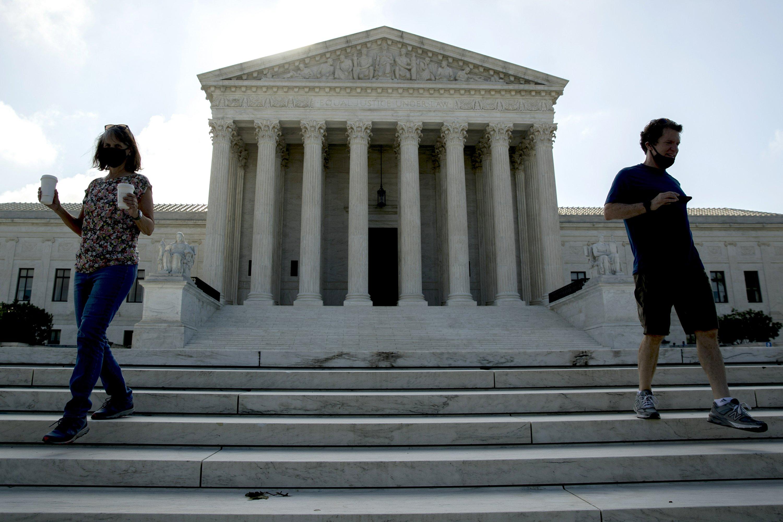 Thomas spoke, Roberts ruled in unusual Supreme Court...